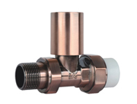 WK029 PPR红古铜直式温控阀