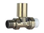 WK028PPR青古铜直式温控阀
