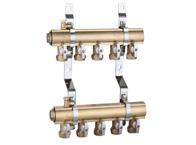 FS008 拉管一体连接分集水器B型