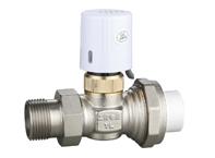 DE011PP-R工程地暖阀