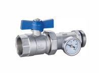 FSP025 测温活接球阀