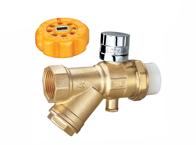 QF025 测温过滤器锁闭阀
