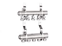 FS009拉管一体连接单阀分水器